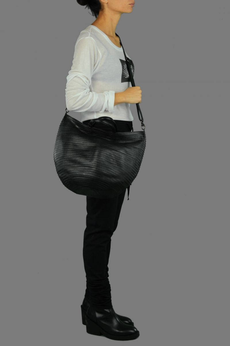 Round Shoulder Big Bag