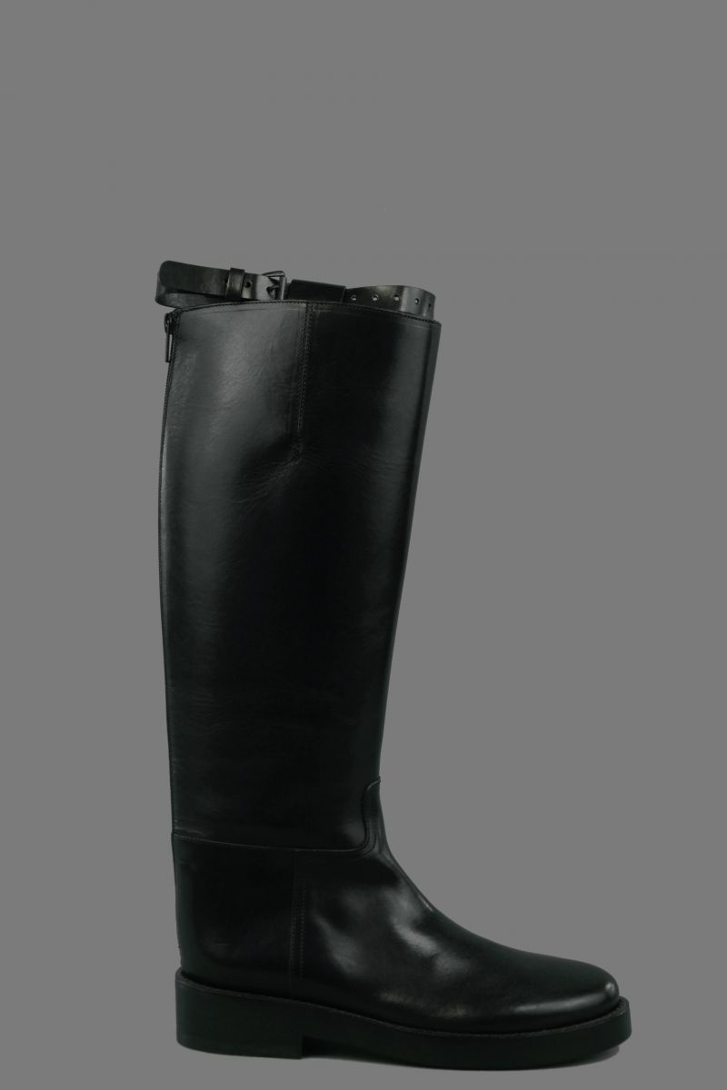 Shoes Vitello Lucido Black