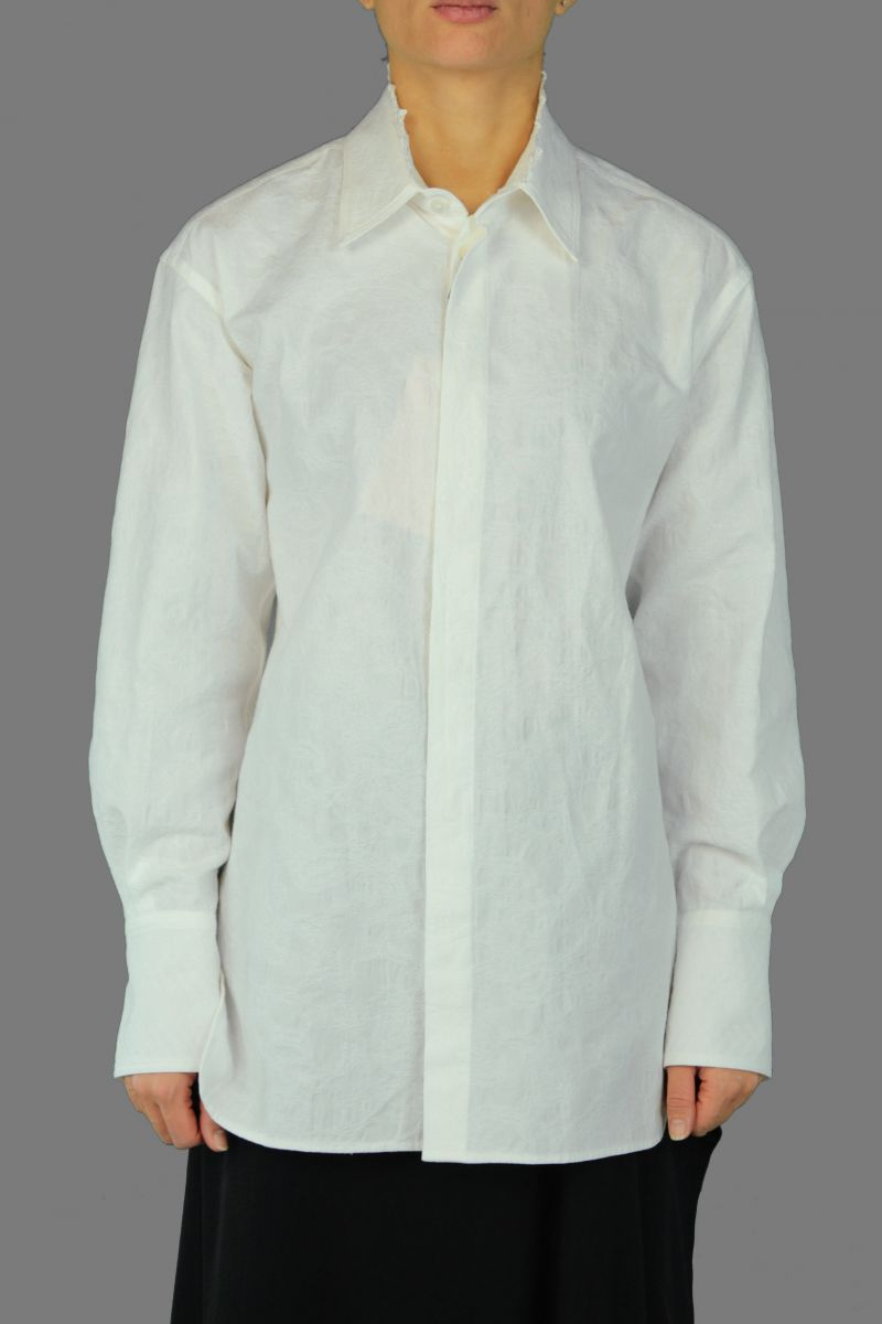 Collare Lace Shirt