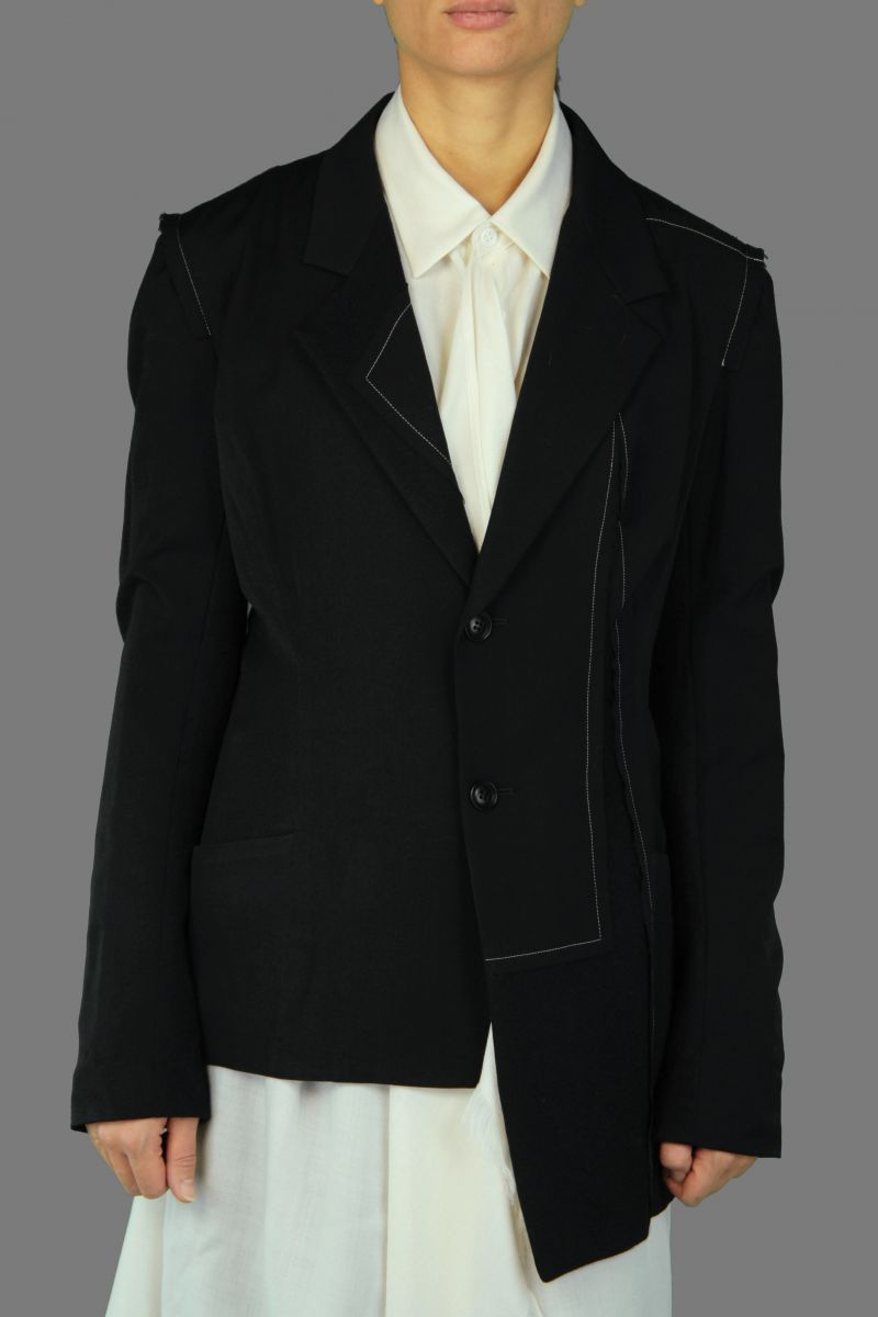 Asymmetory Darts Jacket