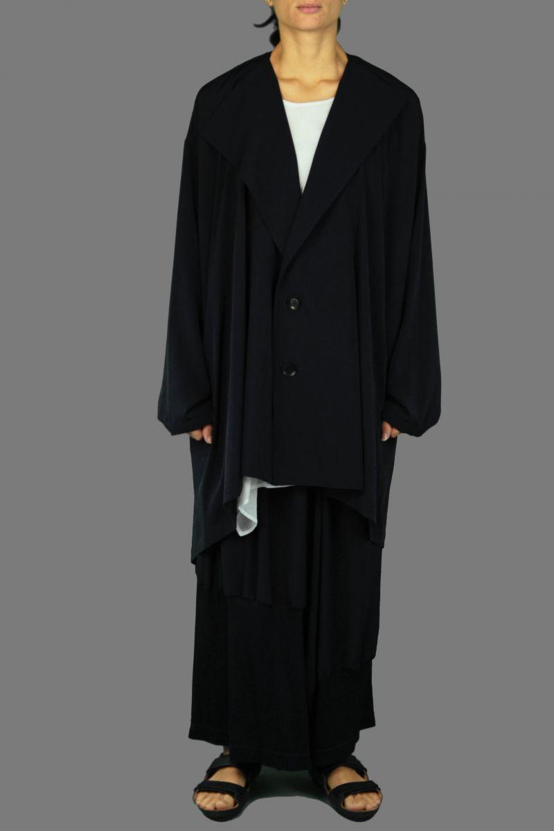 Collar Short Coat