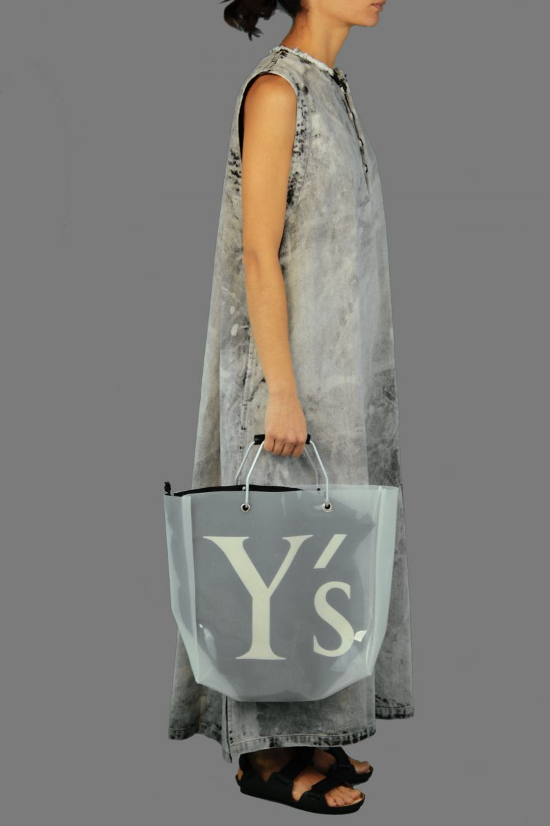 Pvc Shopper Bag