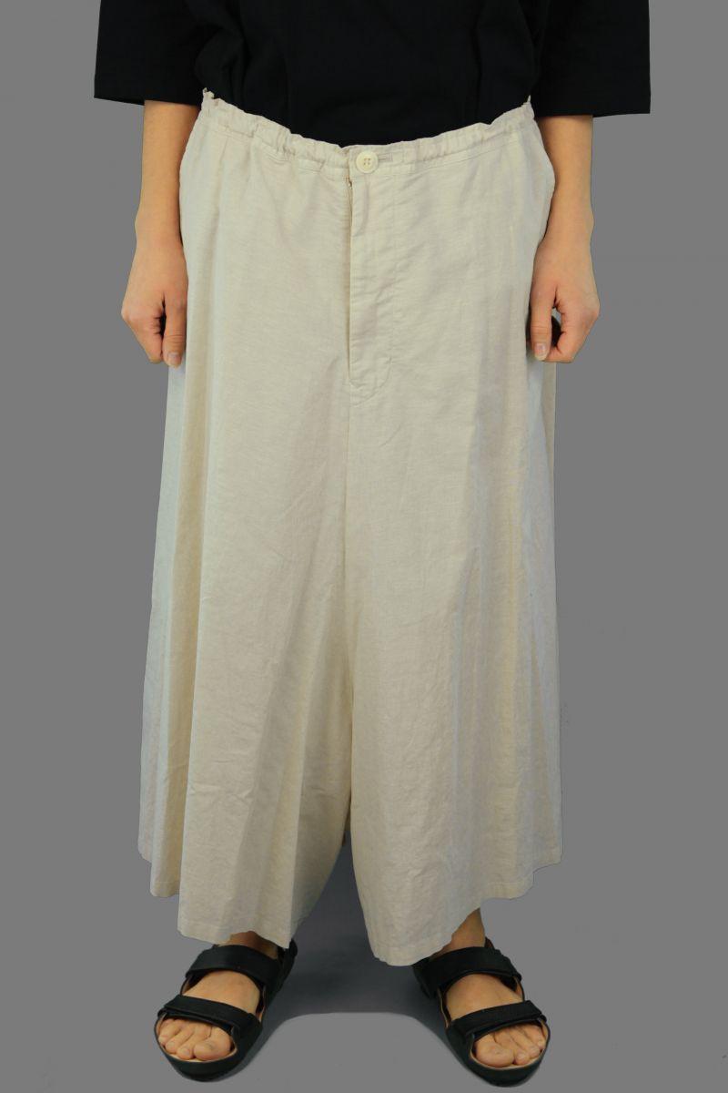 Wrap Falared Pants
