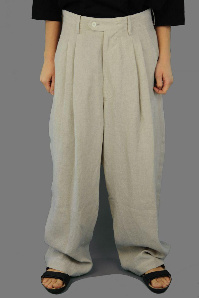 Tuck Thin Pants