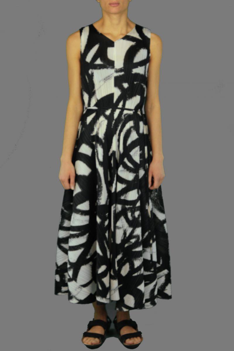 Spin Long Dress