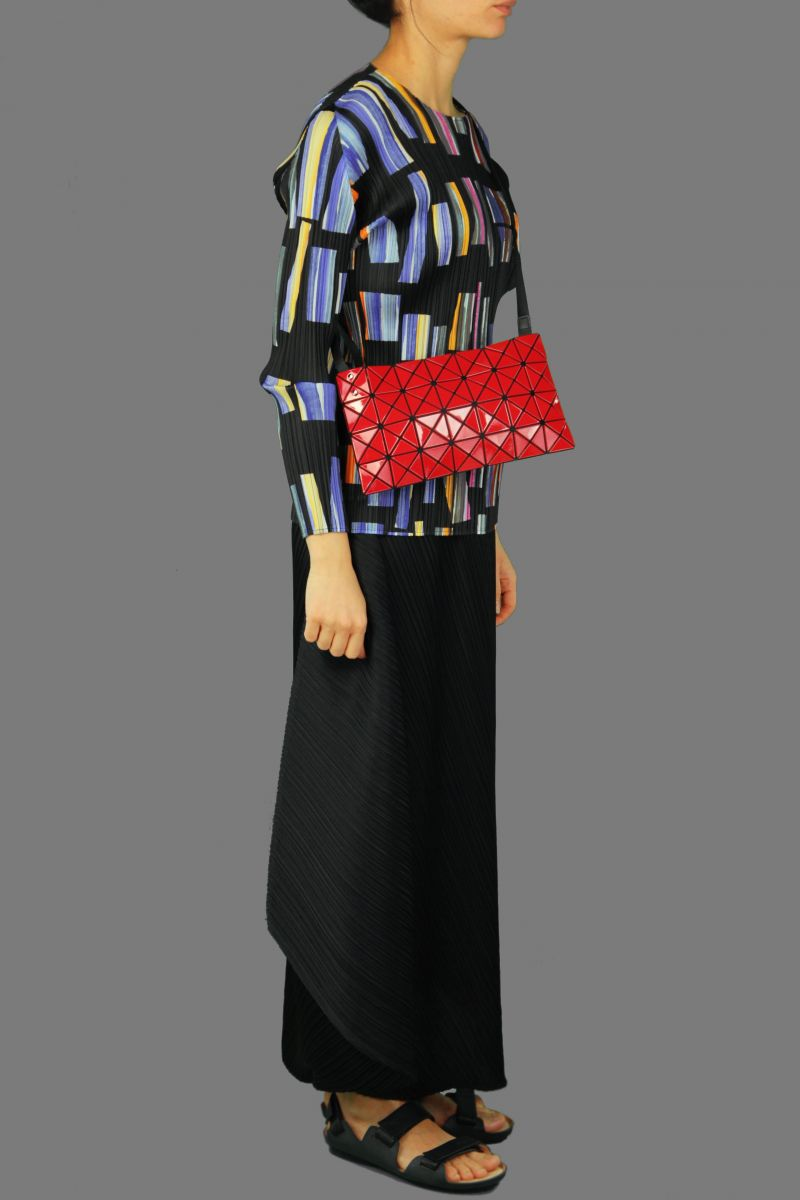 Prism Gloss Shoulder Bag