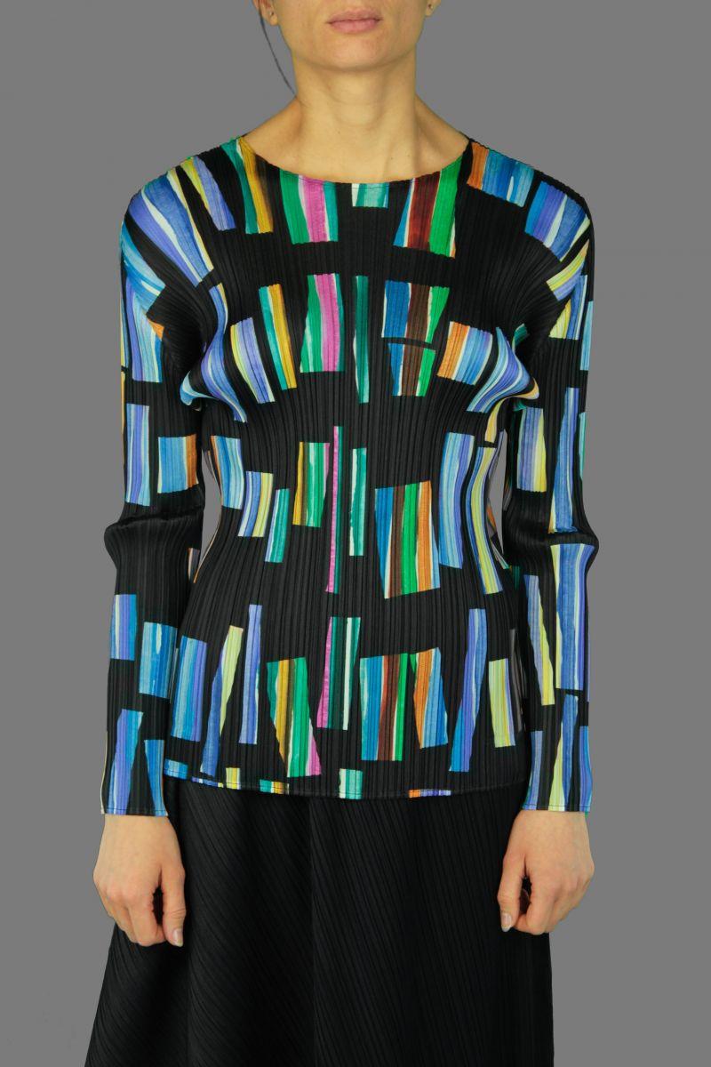 Hopscotch Colors Sweater