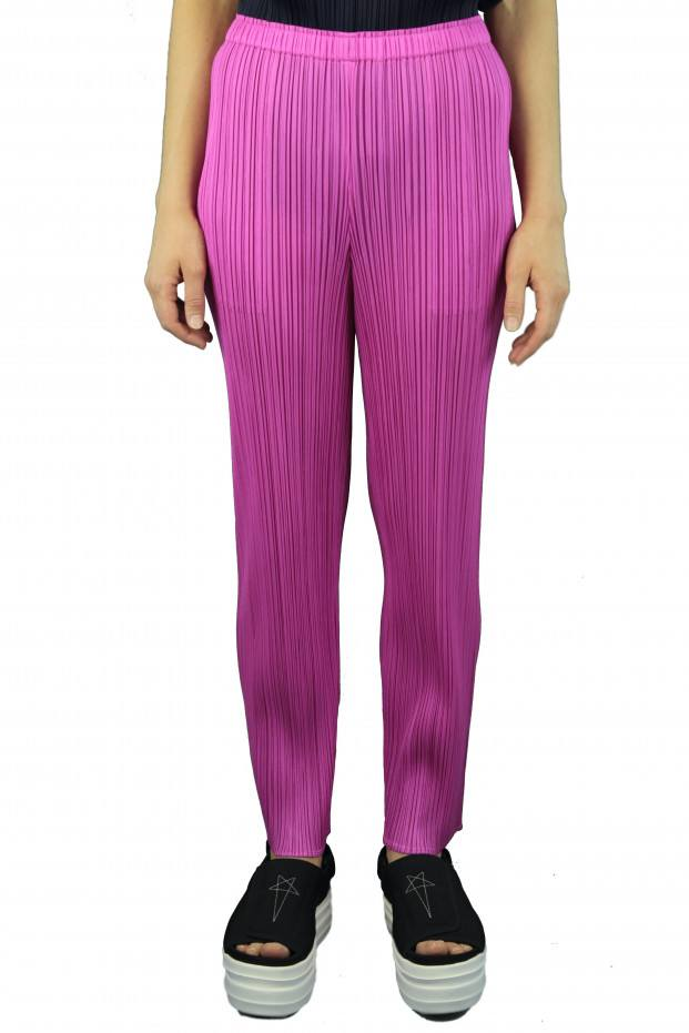 Pleats Please Issey Miyake NEW COLORFUL PANTS
