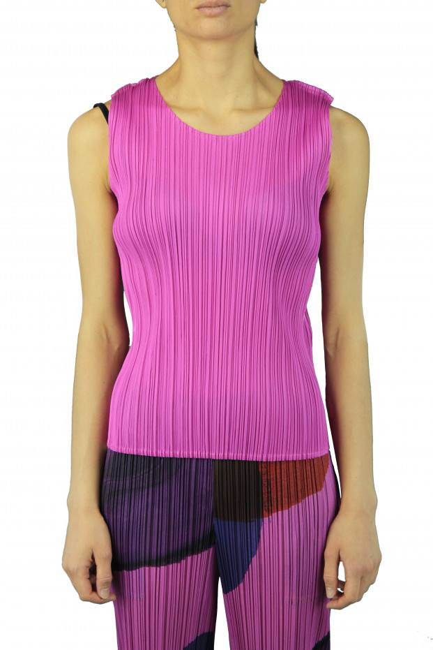 Pleats Please Issey Miyake NEW COLORFUL TOP