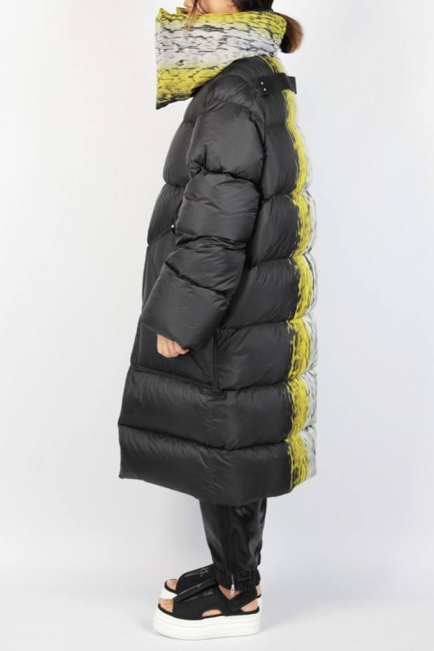 Rick Owens Funnel Duvet Coat