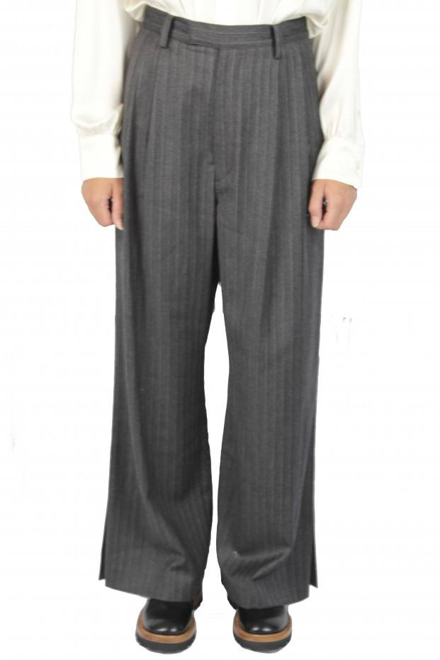 Undercover Jun Takahashi Striped Long Trousers