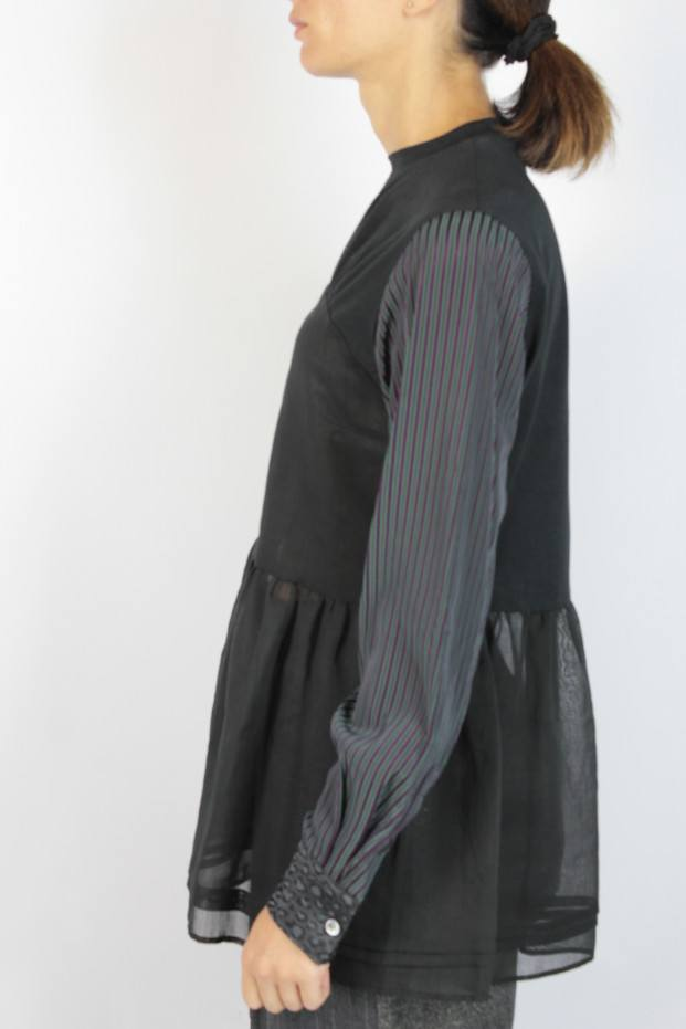 Undercover Jun Takahashi Open Shirt Blouse