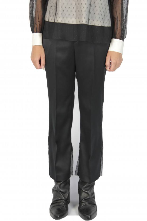 Undercover Jun Takahashi Crease Straight Pants