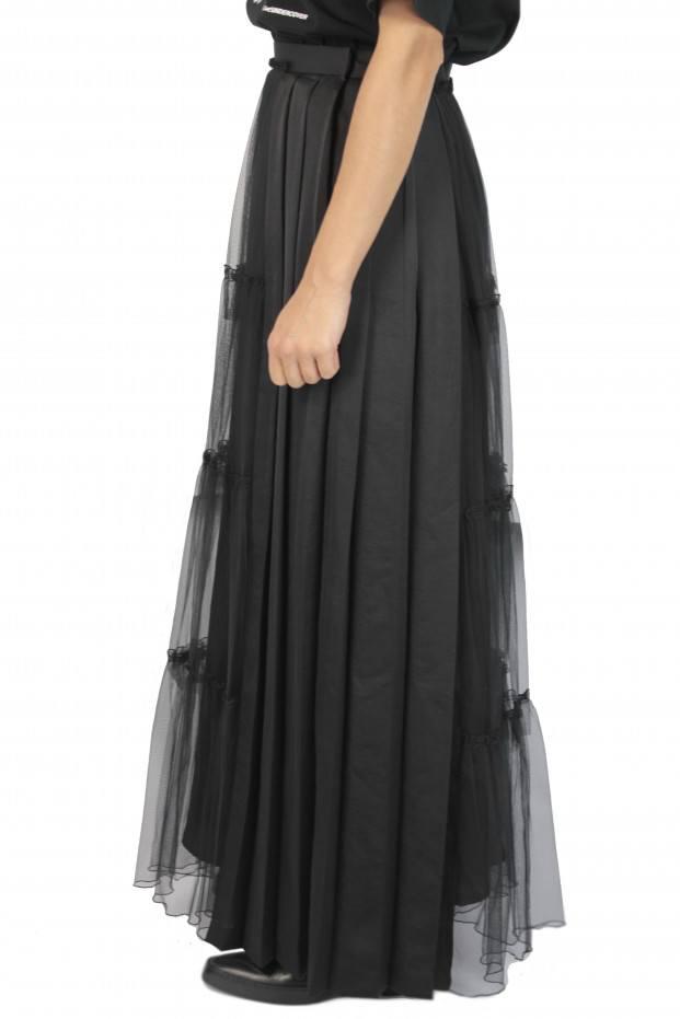 Long Open Skirt