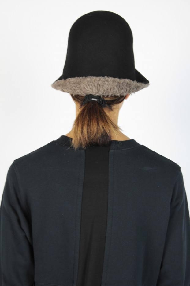 MATURE ha. Free Boa Hat