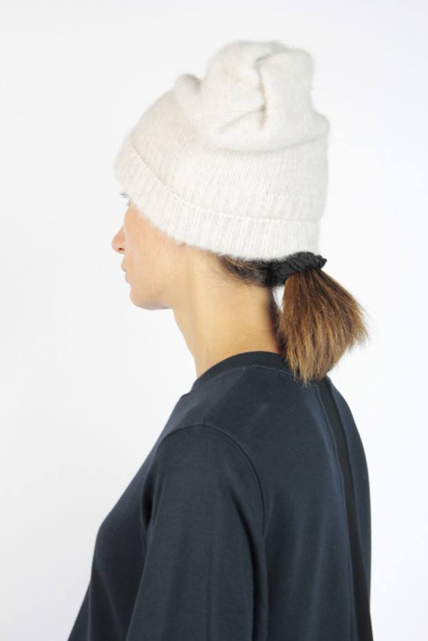 MATURE ha. Plats Knit Cap