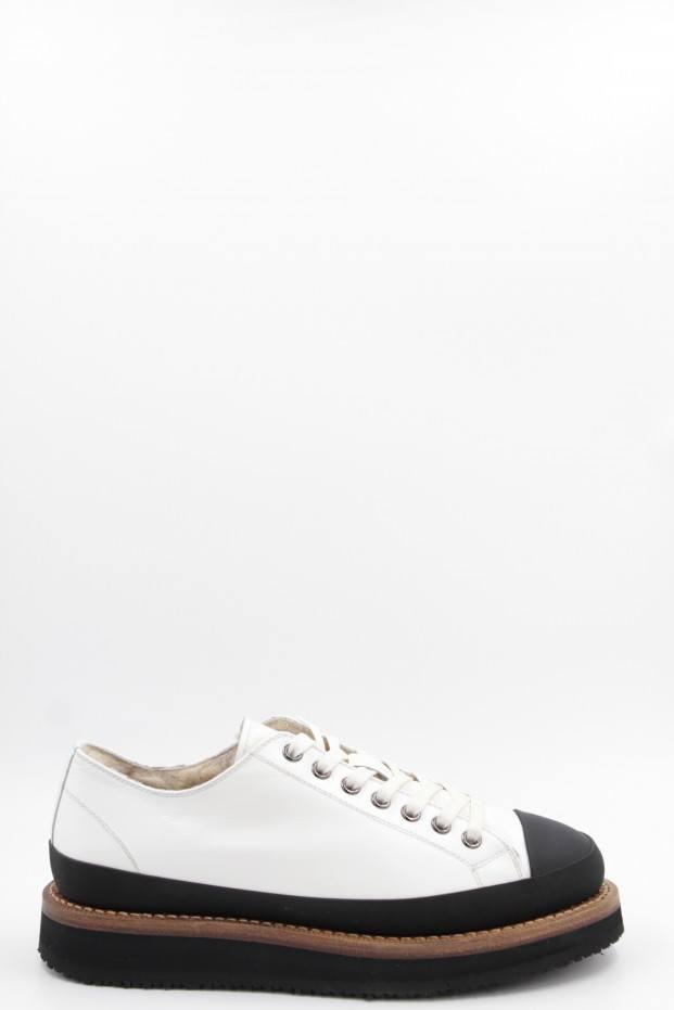 CAPPELLETTI SHOES Low Fur Conv. Shoes