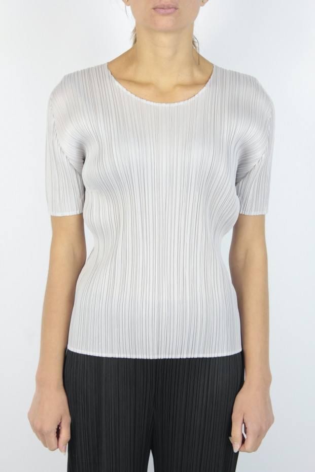 Pleats Please Issey Miyake Basic T-Shirt