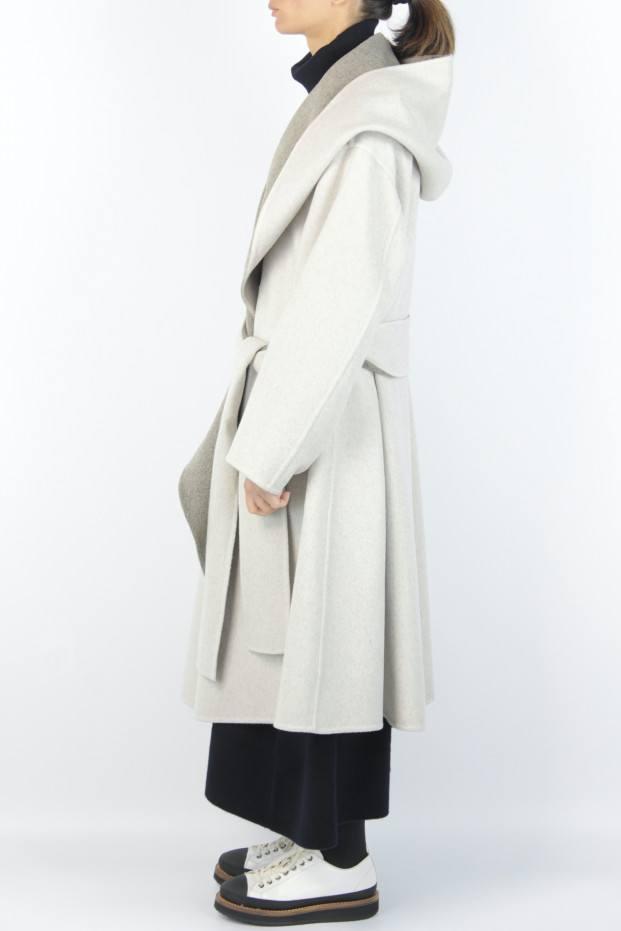Issey Miyake Bicolor Coat