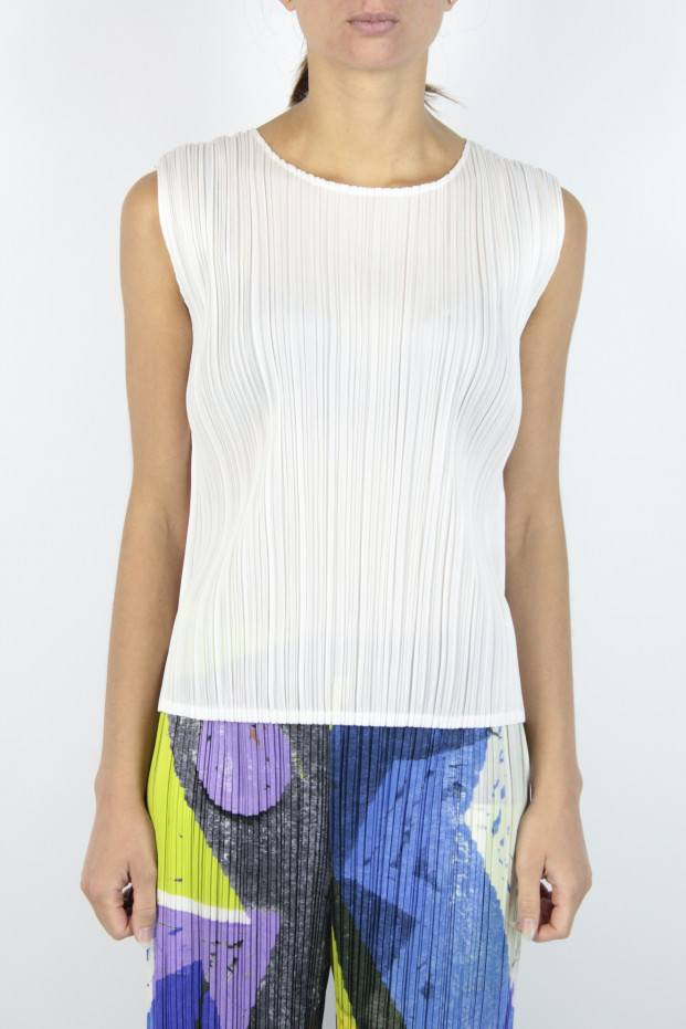 Pleats Please Issey Miyake Monthly Colors Top