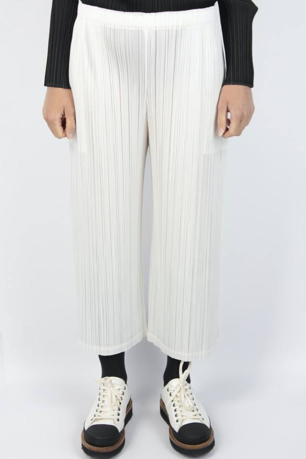 Pleats Please Issey Miyake Monthly Colors 3/4 Pants
