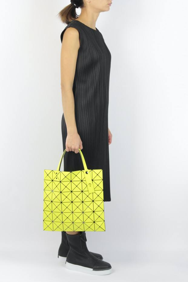 Bao Bao Issey Miyake Lucent Frost Tote Bag