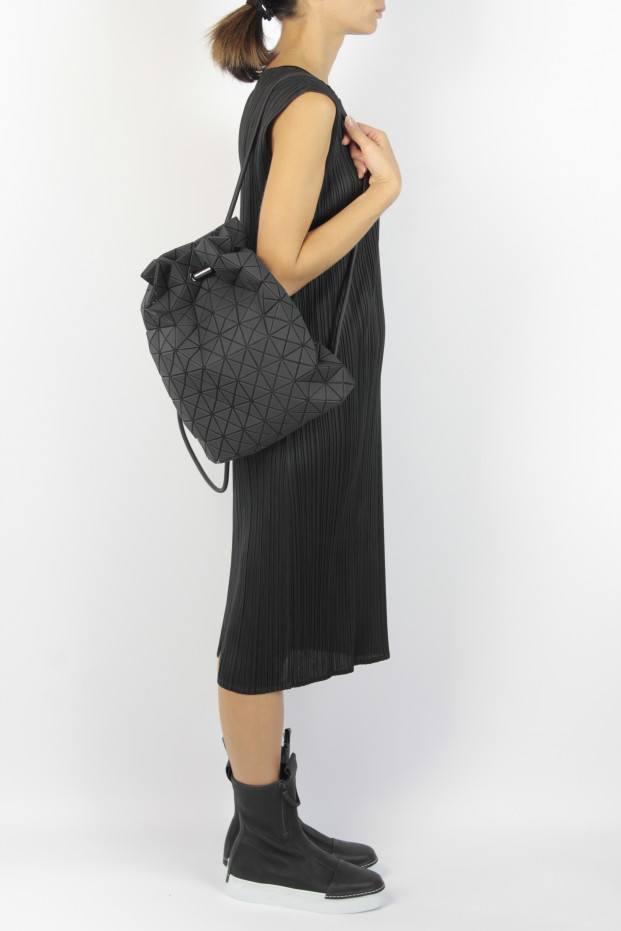 Bao Bao Issey Miyake Wring Nubukck Backpack
