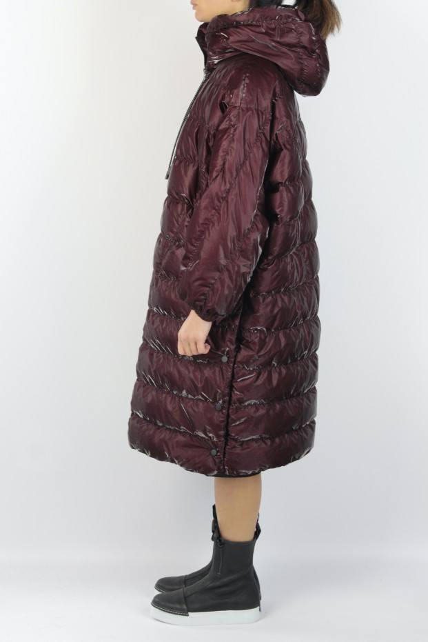 Ahirain Gloss Rain Long Coat