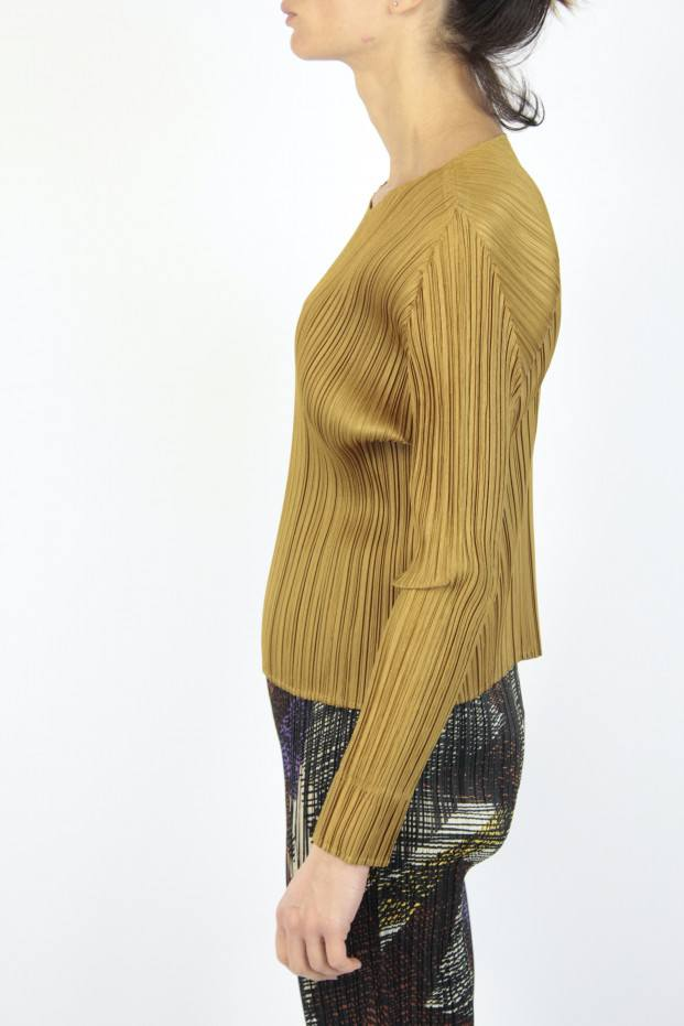 Pleats Please Issey Miyake Monthly Colors T-Shirt