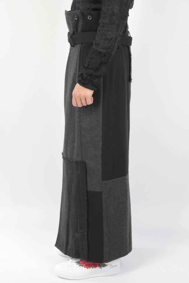 Y's High Waisted Skirt