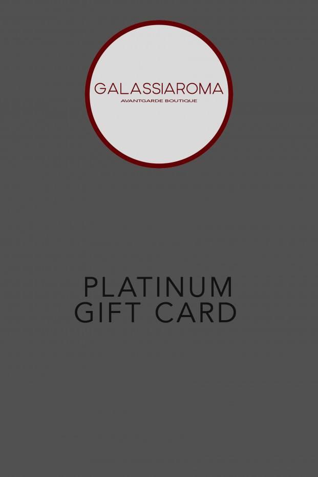 Platinum Gift Card