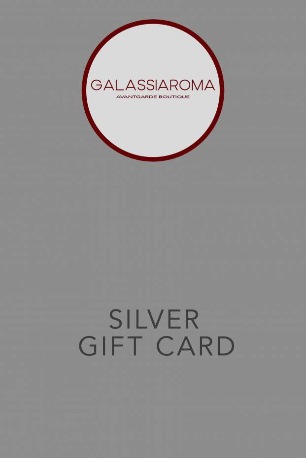 Silver Gift card