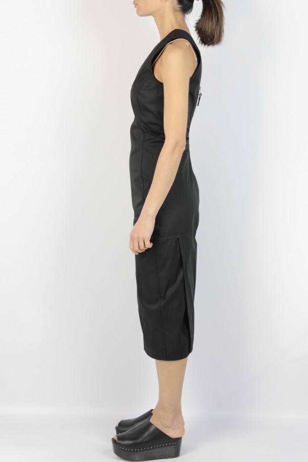V Long Dress