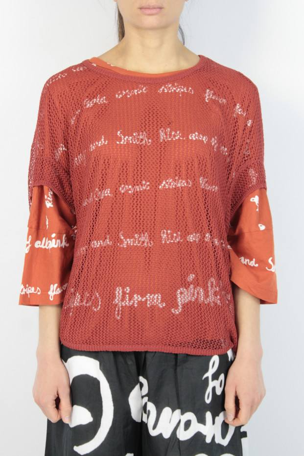 Studio Rundholz Perforated Sweater