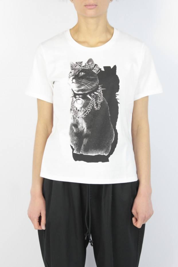 Undercover Jun Takahashi Print Regular T-Shirt
