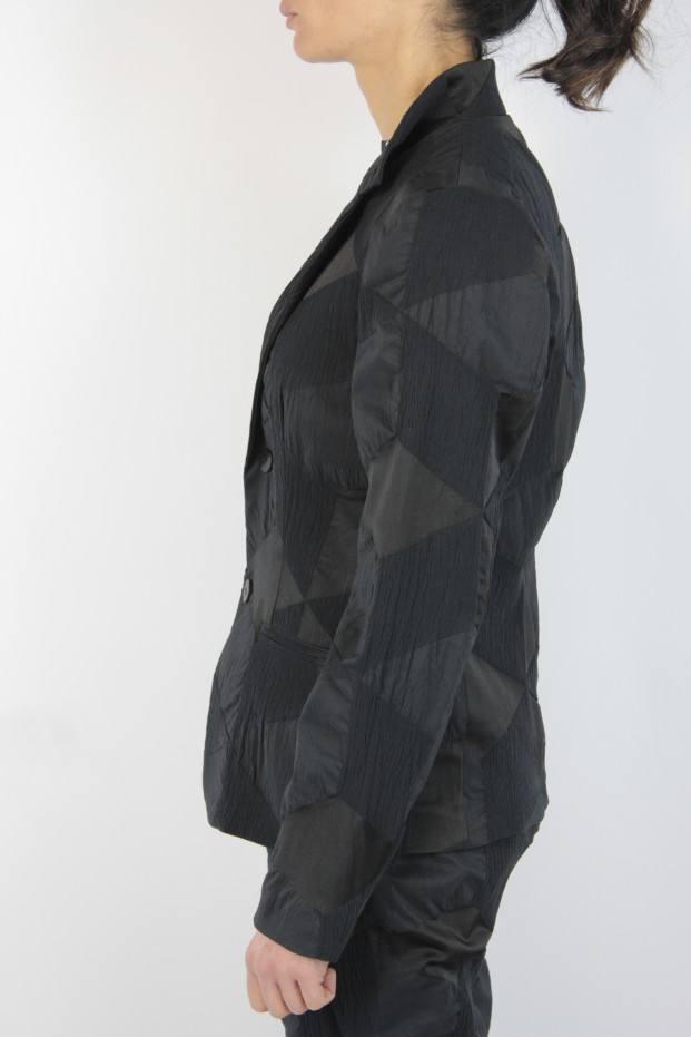 Issey Miyake Regular Patch Jacket