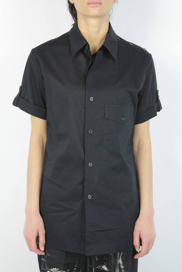 Y's Mackin Fit Blouse
