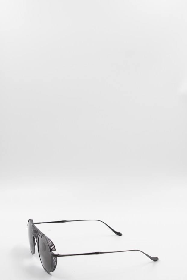 Matsuda Eyewear Matte Black Sunglasses