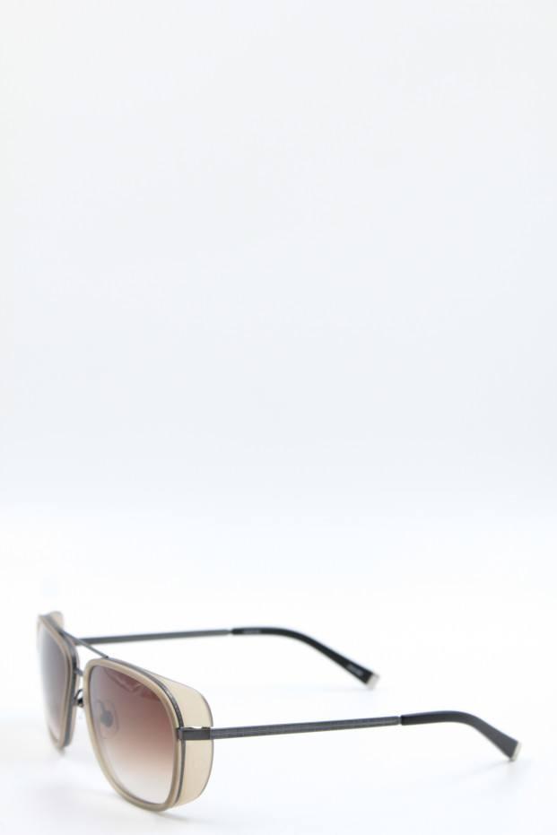 Matsuda Eyewear Matte Caramel Sunglasses