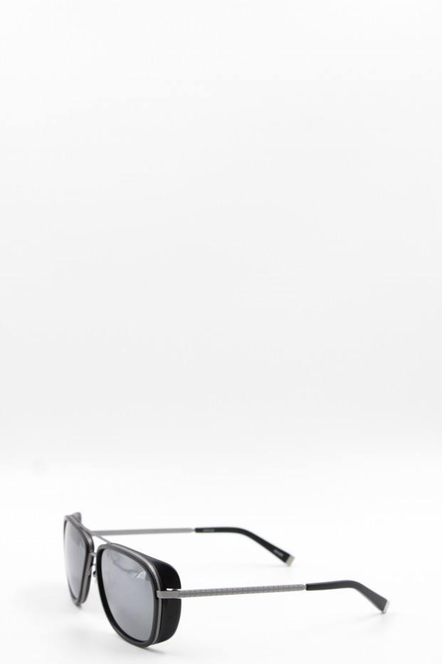 Matsuda Eyewear Antique Silver Sunglasses