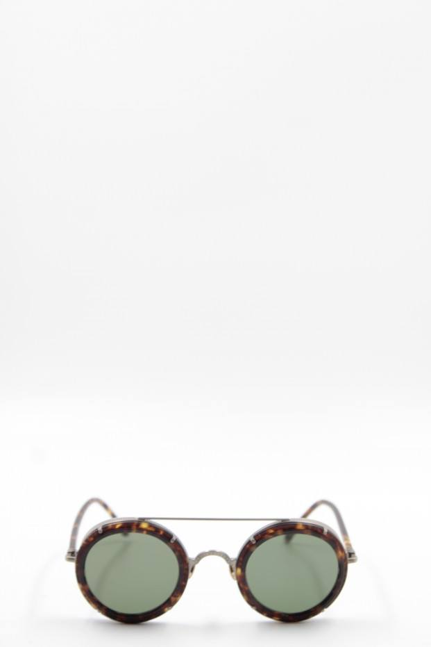 Matsuda Eyewear Antique Gold Sunglasses