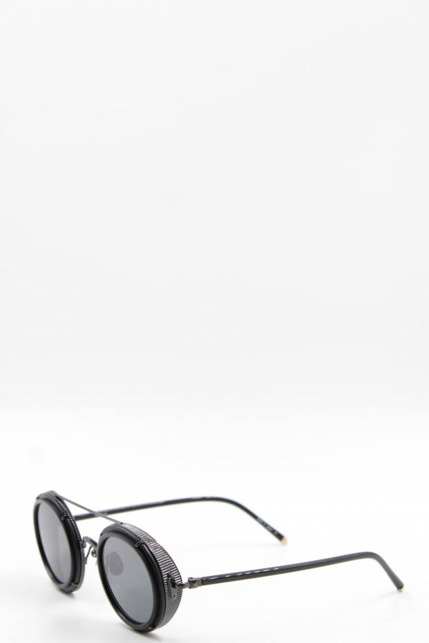 Matsuda Eyewear Shiny Black Sunglasses