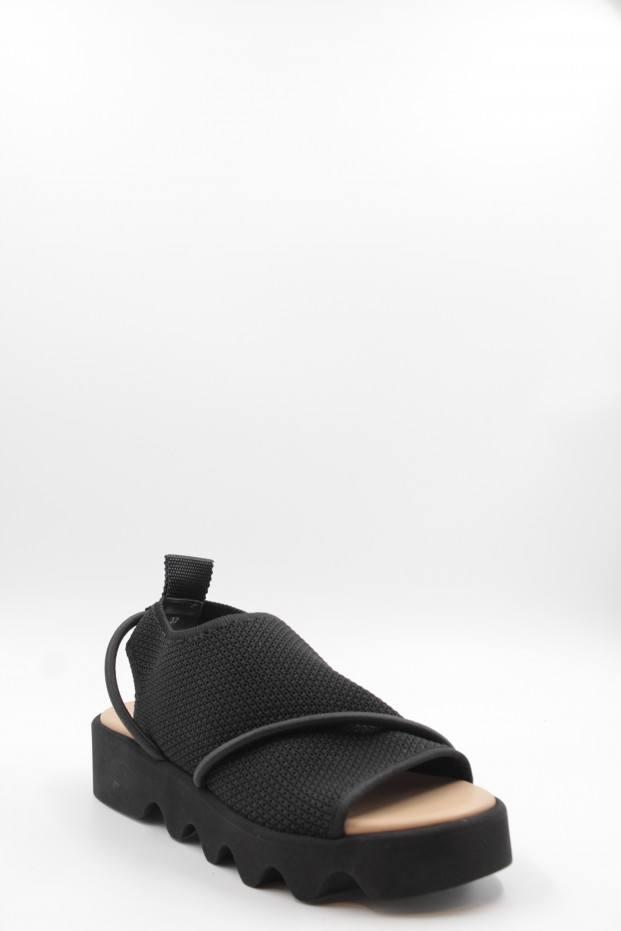 Bind Elastic Sandal