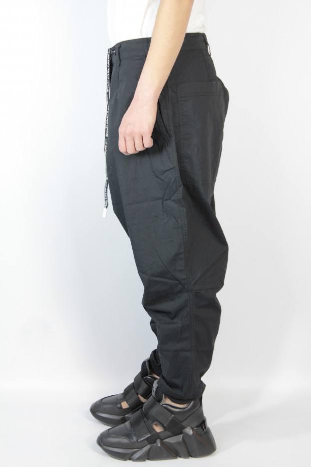 Down Waist Trousers