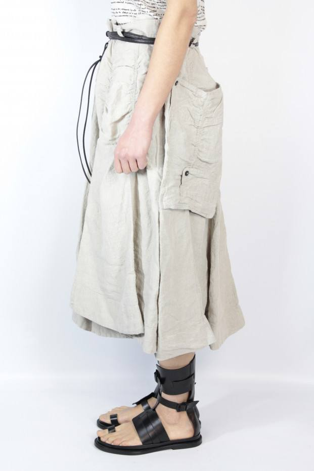 Studio Rundholz Military Open Skirt