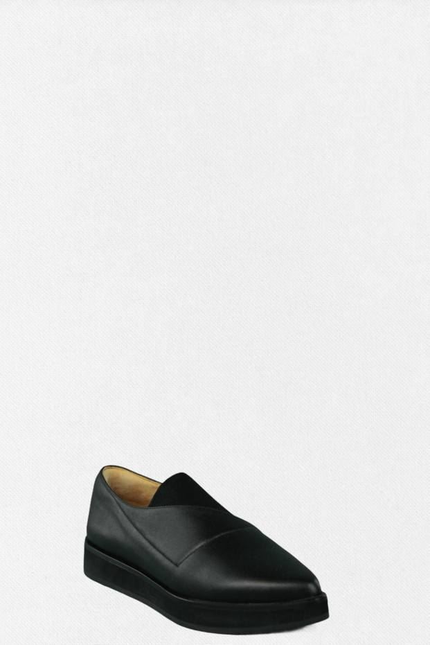 Issey Miyake Wrap Lo Wedge Shoes