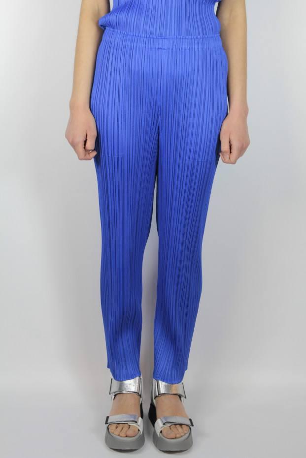 Pleats Please Issey Miyake New Colorful Basics Pants