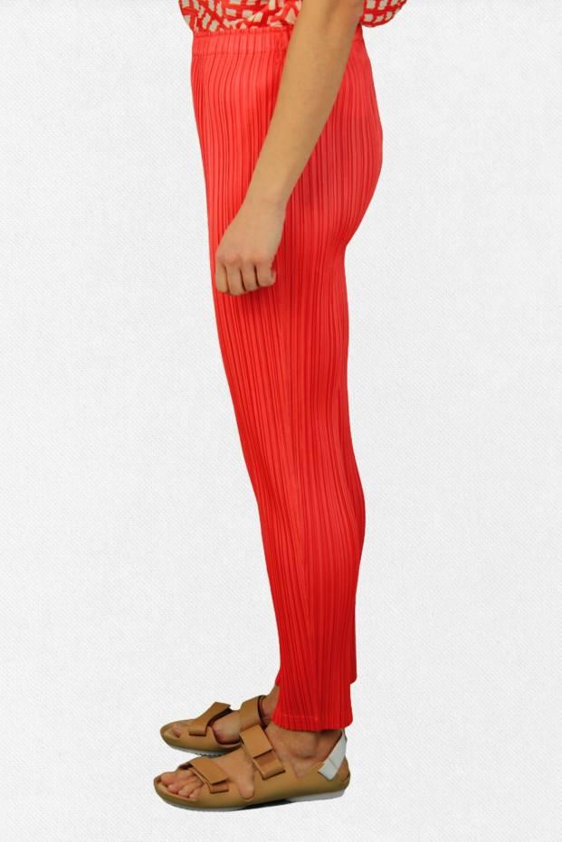 Pleats Please Issey Miyake Stretch Thin Pants