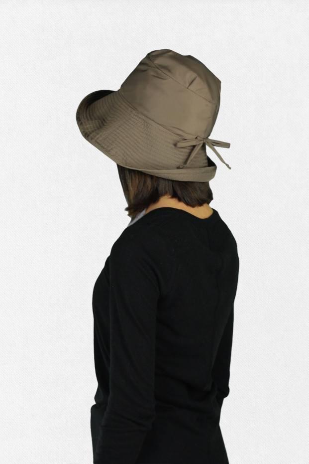 Laced Rain Hat