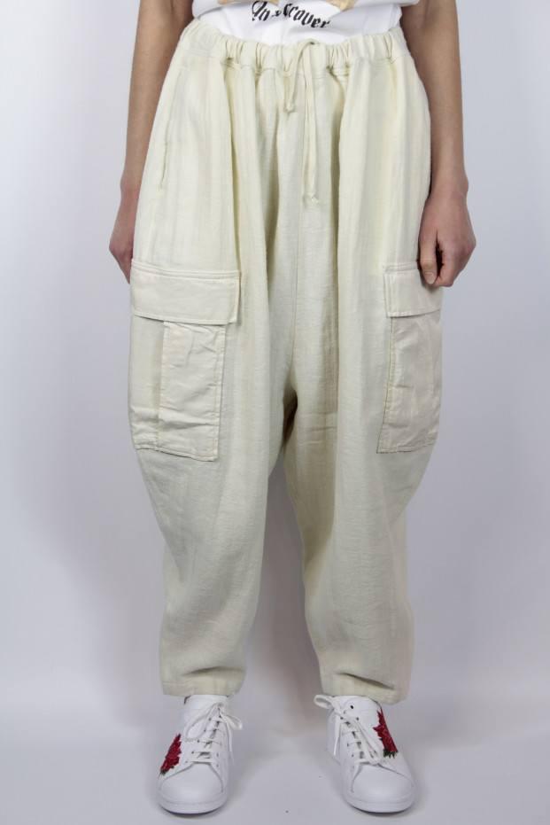 Open Pocket Trousers